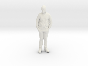 Printle C Homme 260 - 1/72 - wob in White Strong & Flexible
