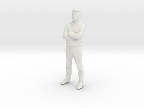 Printle C Homme 295 - 1/72 - wob in White Strong & Flexible
