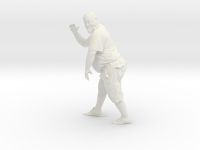 Printle C Homme 414 - 1/72 - wob in White Strong & Flexible