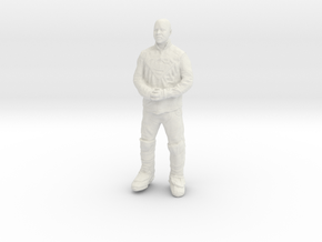Printle C Homme 415 - 1/72 - wobwob in White Strong & Flexible