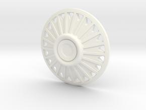67cap in White Processed Versatile Plastic
