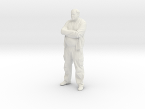 Printle C Homme 036 - 1/64 - wob in White Strong & Flexible