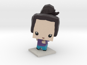 Studio-Chibi in Full Color Sandstone