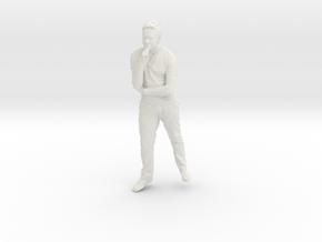 Printle C Homme 141 - 1/64 - wob in White Natural Versatile Plastic