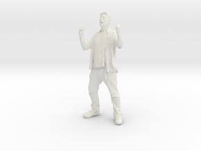 Printle C Homme 156 - 1/64 - wob in White Natural Versatile Plastic