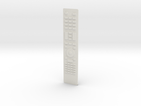 Printle Remote control in White Strong & Flexible