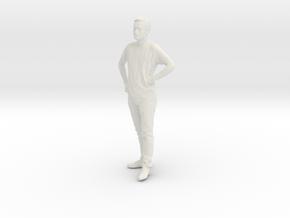 Printle C Homme 170 - 1/64 - wob in White Natural Versatile Plastic