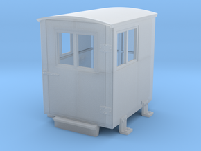 Southern Ry. Doghouse for Large Tenders - O scale in Smooth Fine Detail Plastic