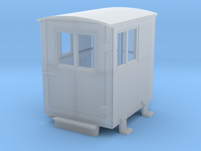 Southern Ry. Doghouse for Small Tenders - O scale in Frosted Ultra Detail