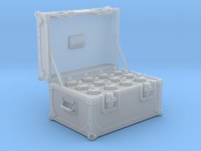 BACK FUTURE 1/6 PLUTONIUM BOX OPEN in Smooth Fine Detail Plastic