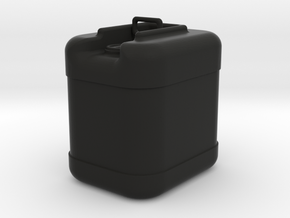 Water Tank - 1/10 in Black Strong & Flexible