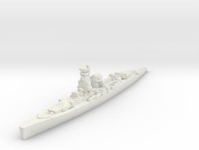 Deutschland class 1/2400 in White Natural Versatile Plastic