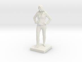 Printle C Femme 013 - 1/64 in White Natural Versatile Plastic