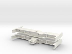 Draaibalken & Koppelstangen 450 in White Natural Versatile Plastic