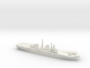 HMS Invincible R05 (Falklands War), 1/2400 in White Natural Versatile Plastic