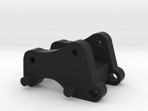 Snelwissel Type 2 7,5mm in Black Natural Versatile Plastic
