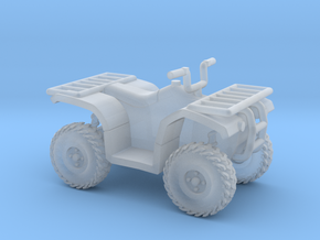 1:72 Scale Quad ATV in Frosted Ultra Detail