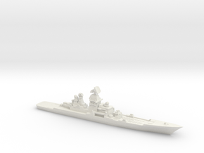 BCGN Kalinin, 1/1800 in White Natural Versatile Plastic