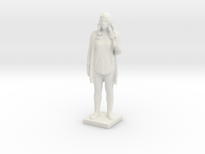 Printle C Femme 030 - 1/35 in White Natural Versatile Plastic