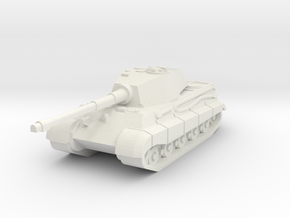 Pzkpfw VII Kingtiger late in White Strong & Flexible