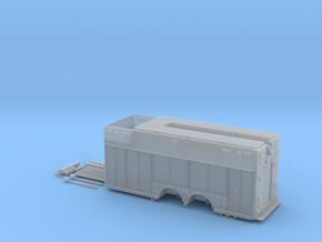 1/64 Hackney Heavy Rescue non rollup FUD in Smooth Fine Detail Plastic