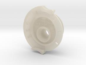 HopChop Mk4 Guide - R-Hop Cutting Jig in White Acrylic: Small
