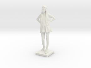 Printle C Femme 035 - 1/48 in White Natural Versatile Plastic