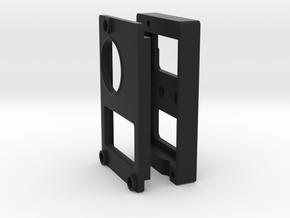 Camera Cage Set in Black Natural Versatile Plastic