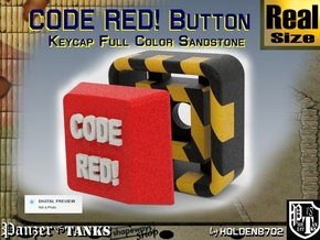 Full Color Key of Code Red! in Full Color Sandstone