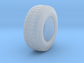 1992-1996 Ford F-150/Bronco Offroad Tire in Smoothest Fine Detail Plastic