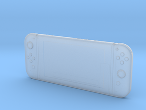 Nintendo Switch (1:10 Scale for Frosted Detail) in Smooth Fine Detail Plastic