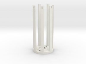 ANH Grip Guide (Version A) in White Natural Versatile Plastic