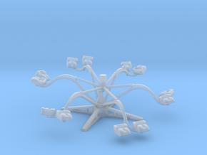 Eyerly Spider - 1:220 oder 1:160 in Smooth Fine Detail Plastic: 1:160 - N
