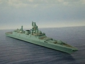 1/2000 RFS Admiral Gorshkov-class frigate in Smooth Fine Detail Plastic