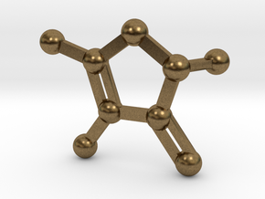 ◣Molecule◢ Furaneol - the sweetness of first love in Natural Bronze