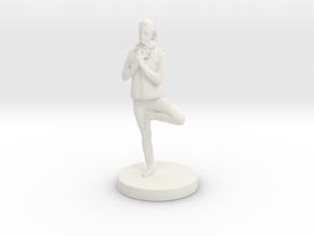 Printle C Femme 119 - 1/20 in White Natural Versatile Plastic