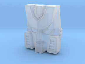 Hubcap Face (Titans Return) in Smooth Fine Detail Plastic