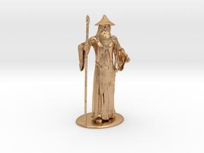 Gandalf Miniature in Natural Bronze: 1:60.96