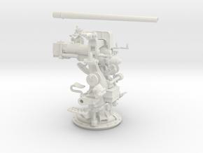 Best Cost 1/32 3in-50 [7.62 Cm] Deck Gun KIT in White Natural Versatile Plastic