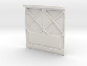 CartridgeBody V3 in White Strong & Flexible