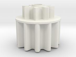 Rapidstrike Gear 2 in White Strong & Flexible