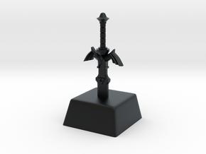 Cherry MX Sword keycap in Black Hi-Def Acrylate