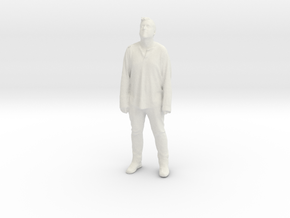 Printle C Homme 030 - 1/20 in White Natural Versatile Plastic