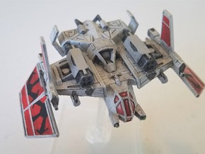 Legion Imperial Bomber (1/270) in Smooth Fine Detail Plastic