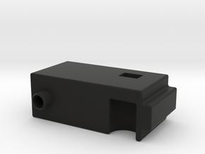 Universal Adapter m12 sidewinder in Black Natural Versatile Plastic