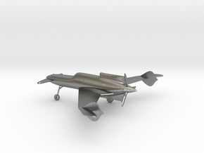 Curtiss-Wright XP-55 Ascender in Natural Silver: 1:144