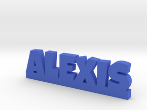 ALEXIS Lucky in Blue Strong & Flexible Polished