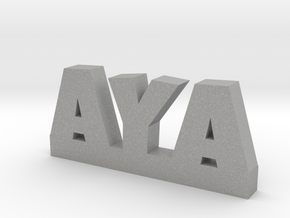 AYA Lucky in Aluminum