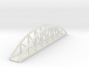 Brug Beton Recht 180 Mm Zonder in White Natural Versatile Plastic