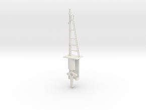 Signal 23 Ft Post HO - NSWGR Lower Quadrant in White Strong & Flexible
